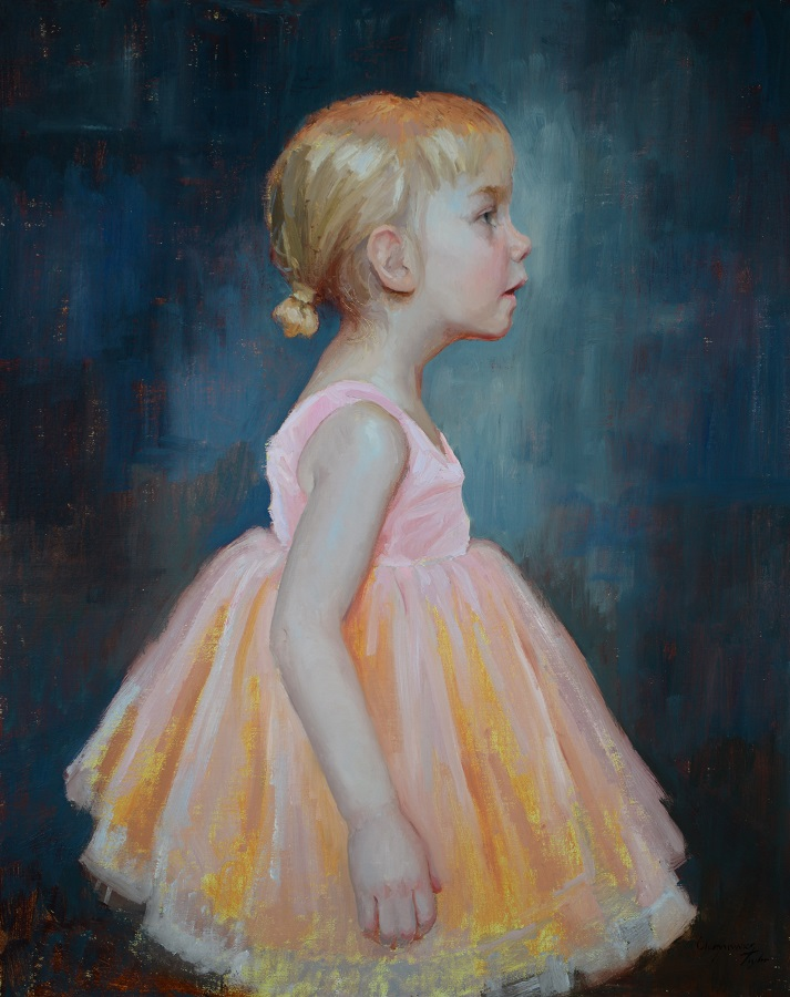 cOLE 313 Tiny Dancer 20x16