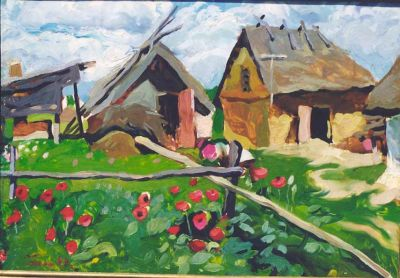 Sergei Grosh - GRO 03 In the Village