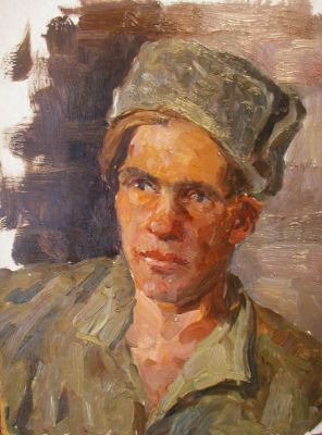 Sold Works: Viktor Letyanin - Driver