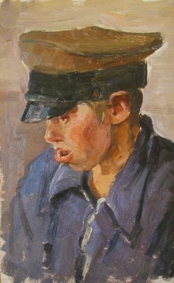 Sold Works: Viktor Letyanin - Boy