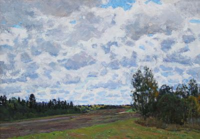 Dmitri Maevski - Cloudy Day