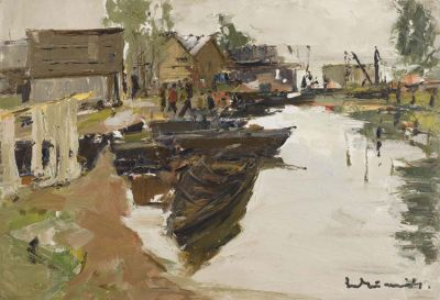 Laimodot Murniek - Fishing Port