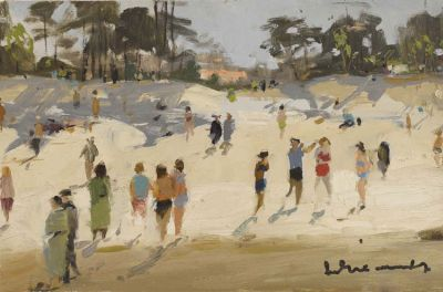 Laimodot Murniek - On the Beach