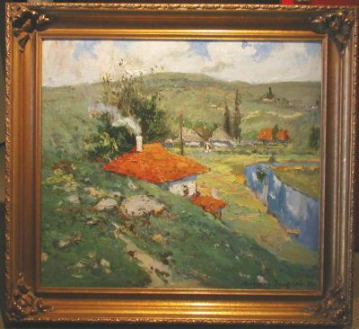 Aleksei Polyakov - Day in the Country