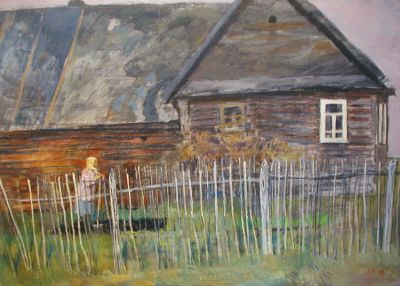 Aleksandr Romanychev - In the Country