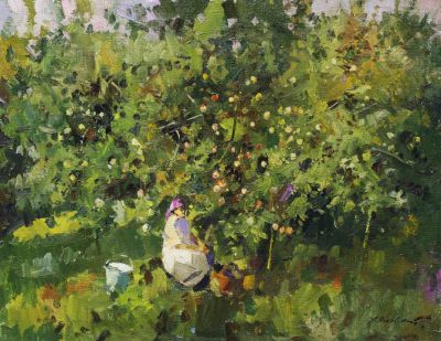 Andrei Yalanski - In the Orchard