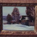 Enver Ishmametov - The Outskirts of the Village