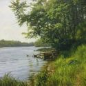 Gennadi Kirichenko - Morning on the River