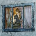 Eldar Eshaliev - Woman in the Window
