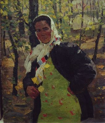 Mikhail Antonchik - Catherine in the Woods