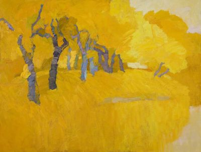 Select Sold Works: Larisa Aukon - Autumn