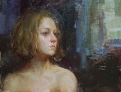 Select Sold Works: Marci Oleszkiewicz - Rebecca
