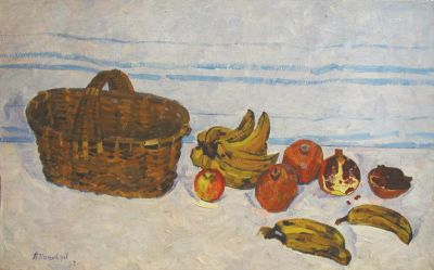 Albert Papikian - Still Life with Fruit