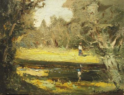 Aleksei Polyakov - By the River, 2002
