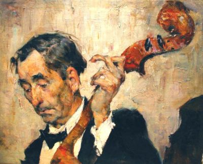 Valentina Saveleva - The Cellist