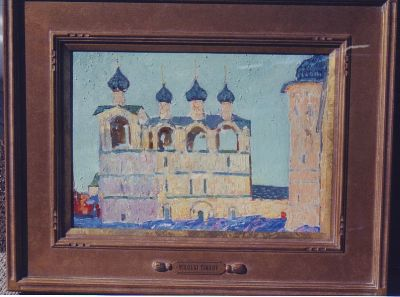 Sold Works: Nikolai Timkov - Belltowers