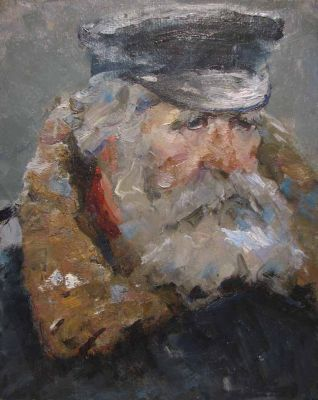 Leonid Vinogradov - Old Man