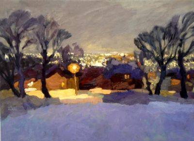 Select Sold Works: Larisa Aukon - Summit Avenue