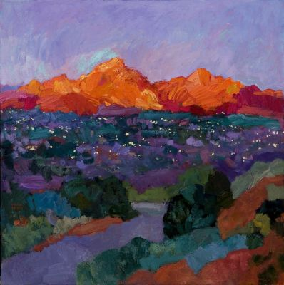 Select Sold Works: Larisa Aukon - Tonight