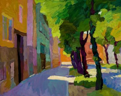 Select Sold Works: Larisa Aukon - Green Street