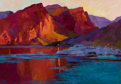 Select Sold Works: Larisa Aukon - Arizona Ways