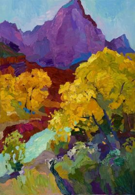 Select Sold Works: Larisa Aukon - Since Ancient Times