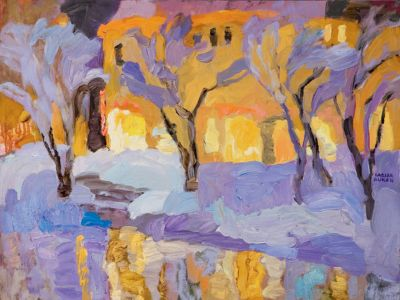 Select Sold Works: Larisa Aukon - Season of Light