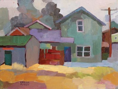 Select Sold Works: Larisa Aukon - No One