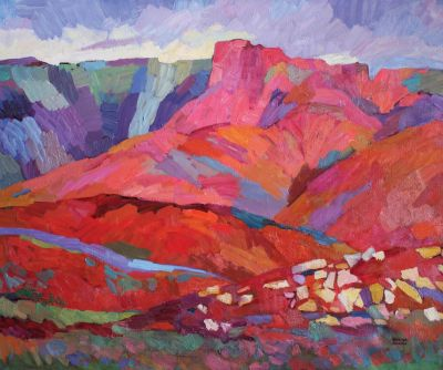 Select Sold Works: Larisa Aukon - Adventurer