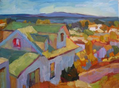 Select Sold Works: Larisa Aukon - Heirloom