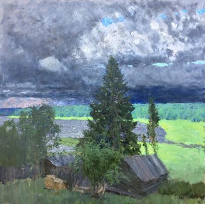 Hudyakov Vasily - The Storm Has Passed