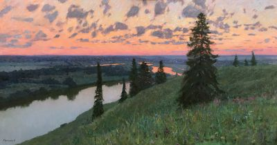 Hudyakov Vasily - Sunset