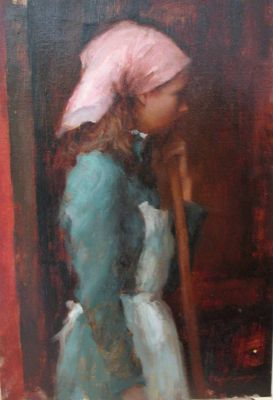 Select Sold Works: Marci Oleszkiewicz - Chores