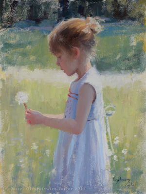 Select Sold Works: Marci Oleszkiewicz - Little Jewel