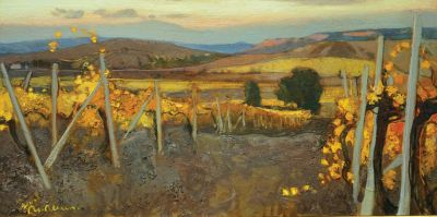 Igor Shipilin - Autumn Vineyard