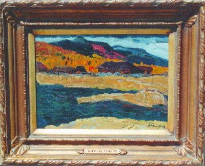 Sold Works: Nikolai Timkov - Ural Mountains