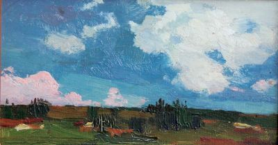 Sold Works: Nikolai Timkov - Sky