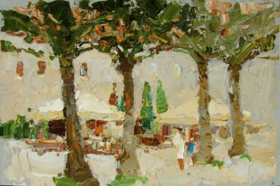 Click here to see selected sold works - cVOLKO 139 Montenegro Afternoon