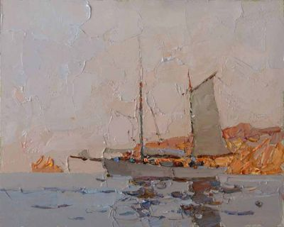 Click here to see selected sold works - Yacht