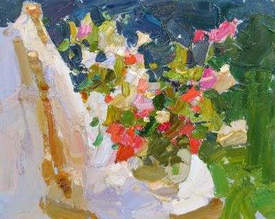 Click here to see selected sold works - Roses