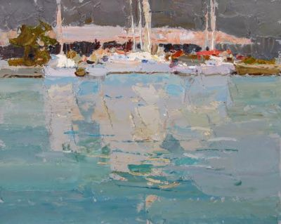 Click here to see selected sold works - Yachts