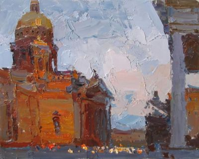 Click here to see selected sold works - Evening Lighting