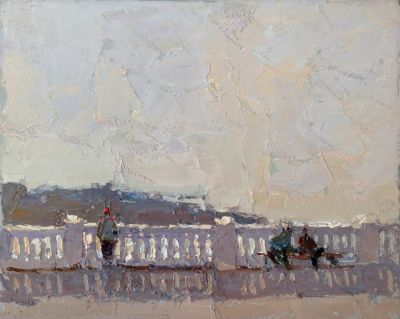 Click here to see selected sold works - Embankment, Mirage