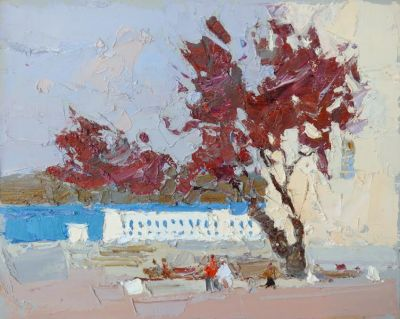 Click here to see selected sold works - Seaside Boulevard