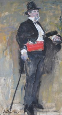 Ilya Zlobin - Gentleman in a Tailcoat
