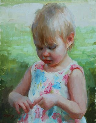 Select Sold Works: Marci Oleszkiewicz - A Small Wonder